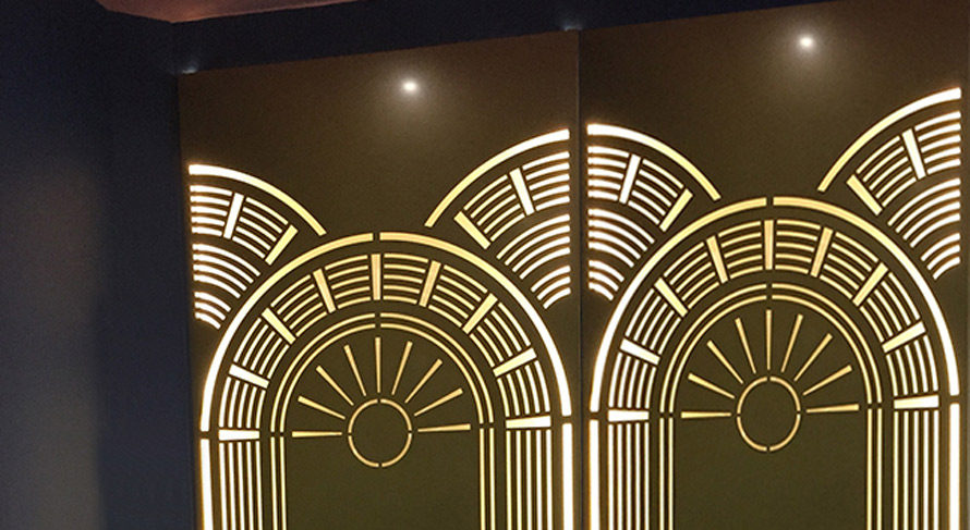 Hippodrome casino leicester square london laser cut screens