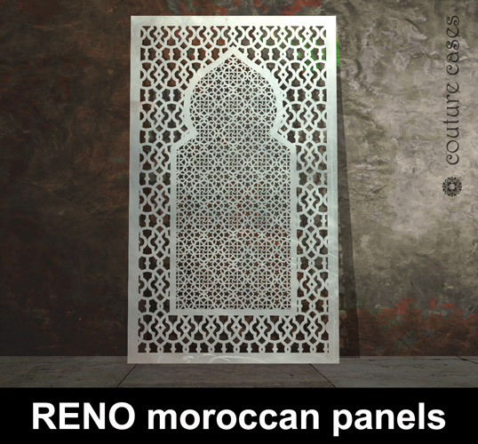 Reno Moroccan Laser Cut Metal Screens Laser Cut Screens