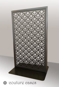 SPRITE laser cut freestanding screens and wall panels for commercial interiors
