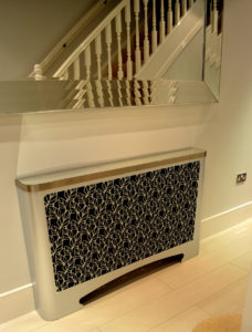 KIKI Leaves modern hallway radiator covers
