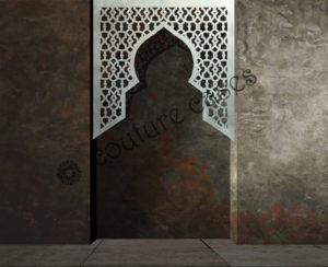 SOLO Moroccan alcove screens