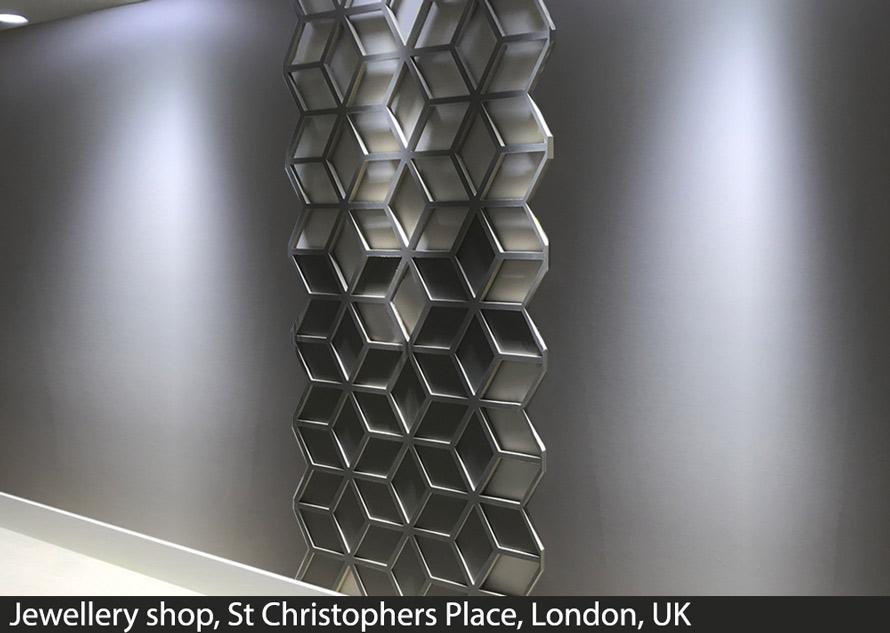 decorative laser cut 3d Screen and wall art