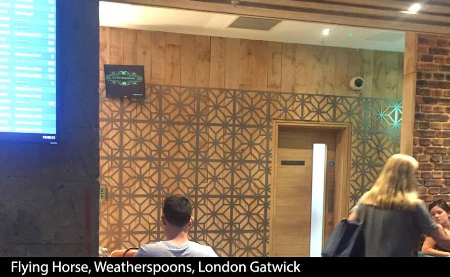 decorative wall screens in laser cut metal fretwork