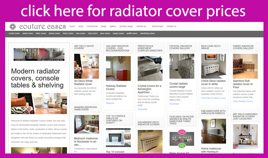 modern radiator cover prices and styles