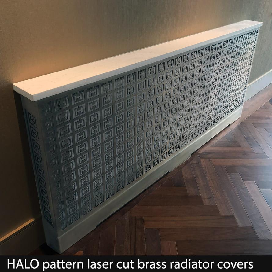 antique brass radiator covers