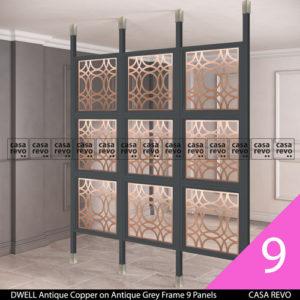DWELL COVID 19 Screens by CASAREVO