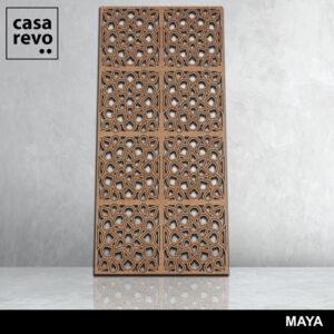 Maya MDF Fretwork panel by CASAREVO