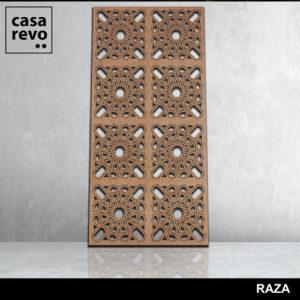 RAZA Fretwork panel by CASAREVO