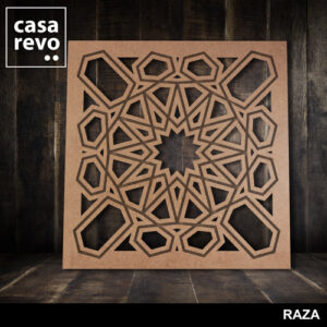 RAZA MDF FRETWORK PANEL BY CASAREVO
