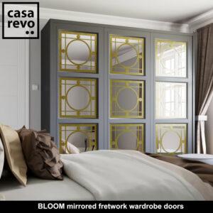 BLOOM Mirror wardrobe doors